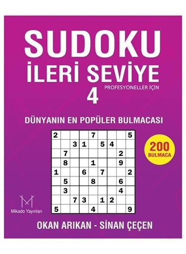 Sudoku İleri Seviye - 4-Mikado